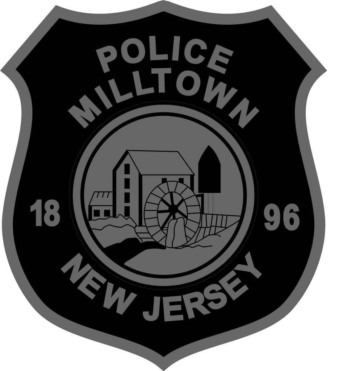 Milltown Police Department Emblem